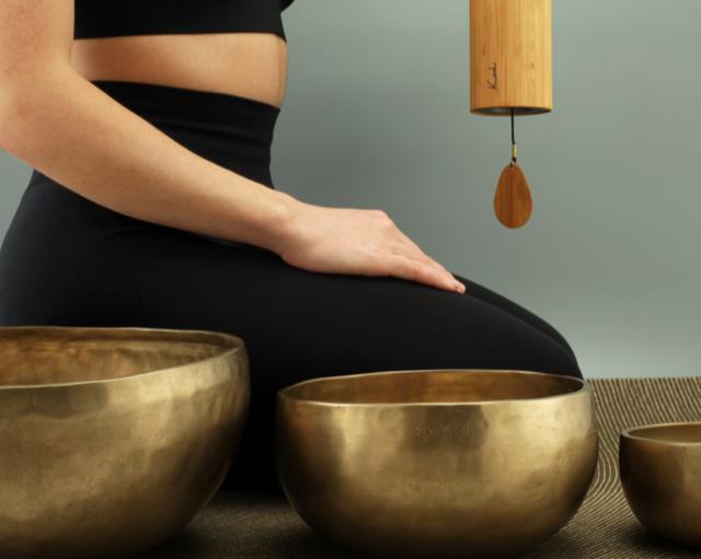 Klang-Yoga mit Ameya